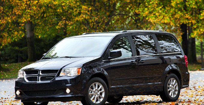 2016 Dodge Grand Caravan Price Photos Reviews Features