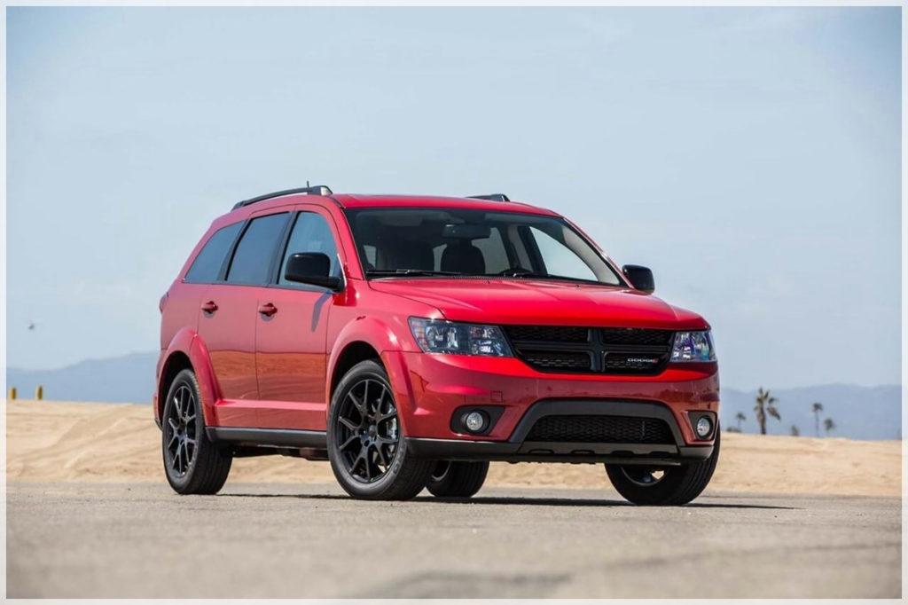 2021 Dodge Journey Crossroad Limited Feature Gas Mileage