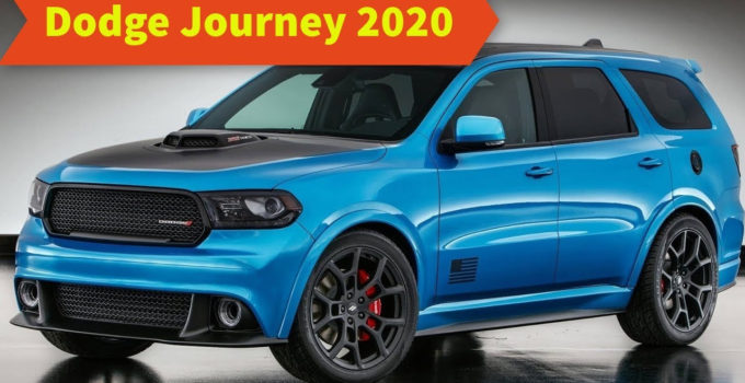 What Does A 2021 Dodge Journey Look Like 2021 Dodge