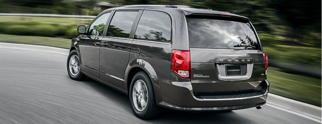 What Safety Features Does The 2020 Dodge Grand Caravan Have
