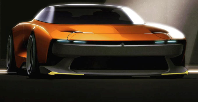 Is This The 2023 Dodge Charger