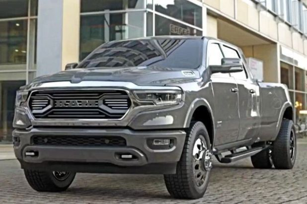 2021 Ram 3500 Mid Cycle Refreshments Are Happening Finally