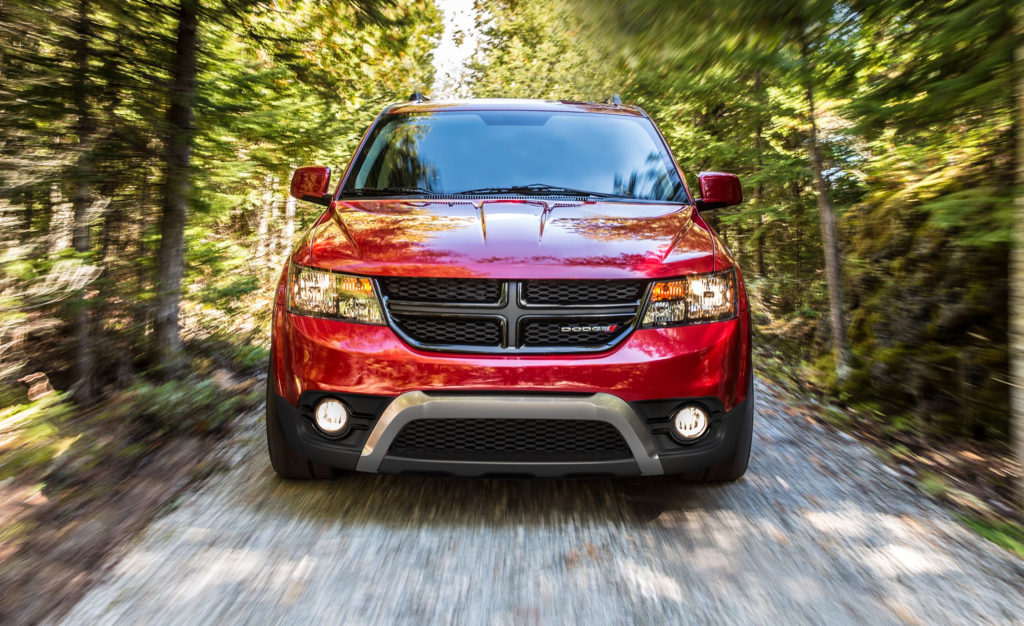 When Does 2019 Dodge Journey Exterior Colors Come Out