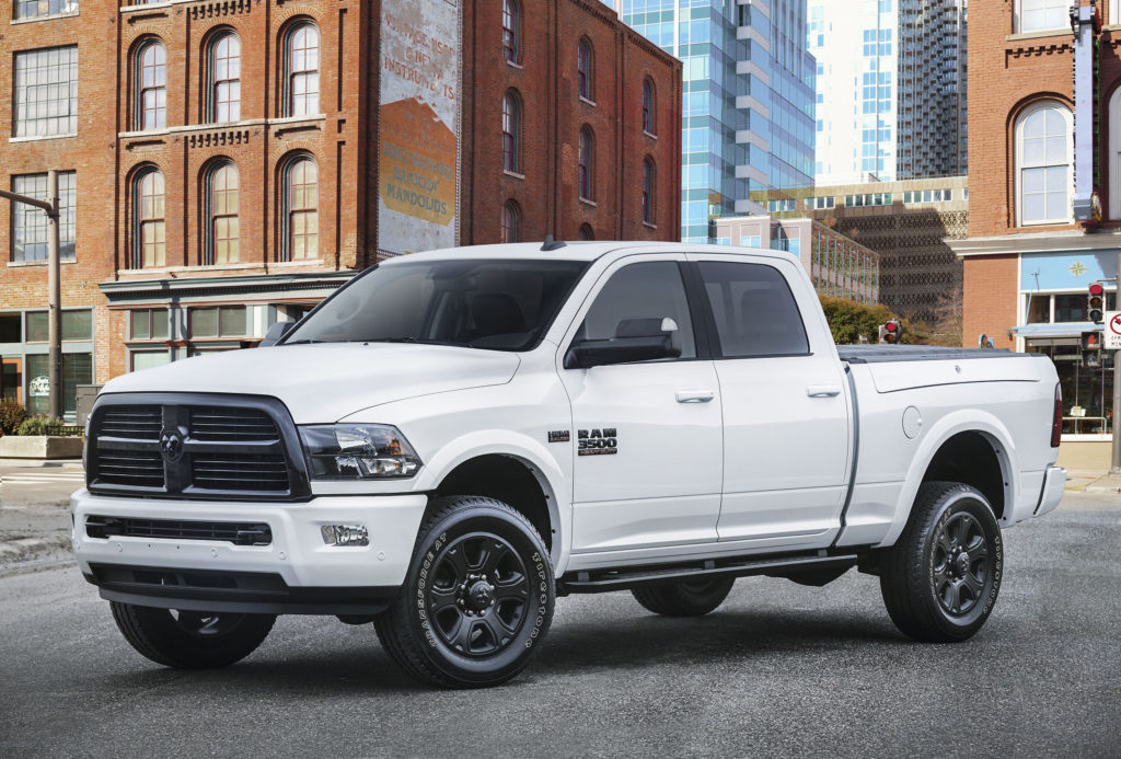 FCA Is Recalling 882 000 Ram Trucks Due To Steering And