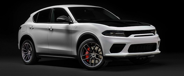 2023 Dodge Journey SUV Revival Rendered With American