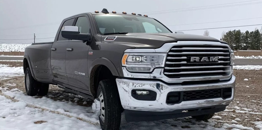 2021 Ram 3500 HD Release Date Redesign Price