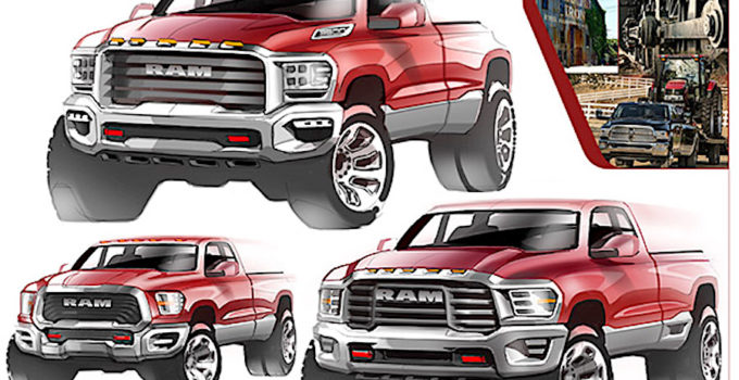 Is This The Future Of Ram Trucks Ram HD 3500 Rebel And