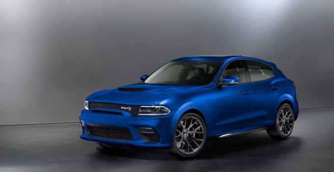 Alfa Stelvio With Dodge Face Swap Is Funny Hints At 2023