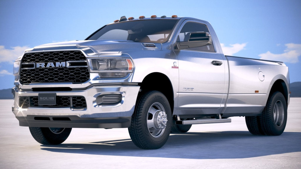 Ram 3500 HD Single Cab 2019